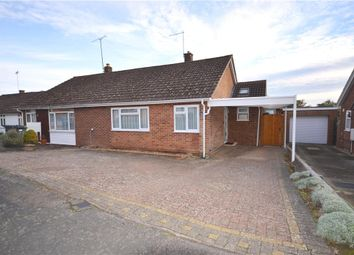 Thumbnail 2 bed semi-detached bungalow for sale in Robins Bow, Camberley, Surrey