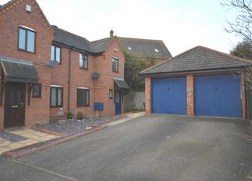 Thumbnail 3 bedroom semi-detached house to rent in Penmon Close, Monkston, Milton Keynes