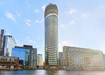 Thumbnail Studio for sale in Baltimore Tower, Canary Wharf