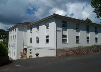 Thumbnail 2 bed flat to rent in Lower Erith Road, Torquay
