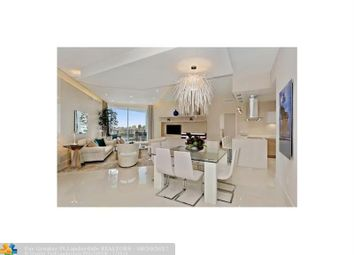 Thumbnail 3 bed town house for sale in 17301 Biscayne Blvd Ph-4, Aventura, Fl, 33160