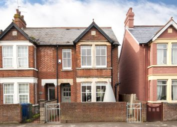 Thumbnail 4 bed semi-detached house to rent in Hollow Way, Cowley, Oxford