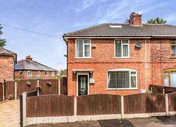 Thumbnail 3 bed semi-detached house for sale in Firwood Crescent, Radcliffe, Manchester, Greater Manchester