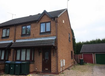 Thumbnail 3 bedroom semi-detached house for sale in Glenmore Drive, Longford, Coventry