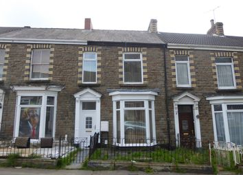Thumbnail 4 bedroom terraced house for sale in Norfolk Street, Mount Pleasant, Swansea