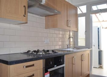 Thumbnail 3 bed terraced house to rent in Gantshill Crescent, Gants Hill, Ilford