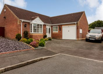 Thumbnail 3 bed bungalow for sale in Tintern Close, Kirkby-In-Ashfield, Nottingham