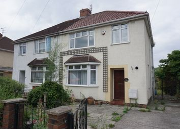 Thumbnail 4 bed semi-detached house to rent in Gordon Road, Bristol