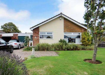 Thumbnail 3 bed detached bungalow for sale in Mill Close, Hickling, Norwich