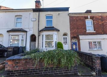 Thumbnail 1 bed maisonette for sale in Fentham Road, Erdington, Birmingham, West Midlands