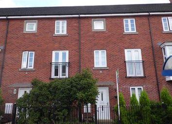 Thumbnail 4 bed mews house for sale in Pinehurst Walk, Boston Boulevard, Warrington