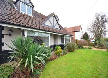 Thumbnail 4 bedroom detached bungalow for sale in Nottingham Road, Mansfield
