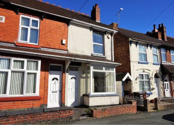 Thumbnail 2 bed end terrace house for sale in Victoria Road, Wolverhampton