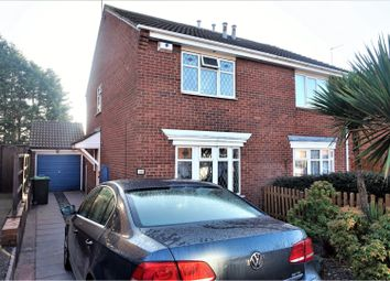 Thumbnail 2 bedroom semi-detached house for sale in Livingstone Road, West Bromwich