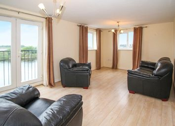 Thumbnail 2 bed flat to rent in Waterside Court Old Coach Road, Runcorn