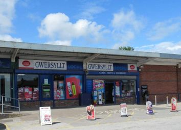 Thumbnail Retail premises for sale in Dodds Lane, Gwersyllt, Wrexham