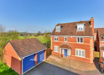 Thumbnail 5 bedroom detached house for sale in Cavalry Close, Melton Mowbray
