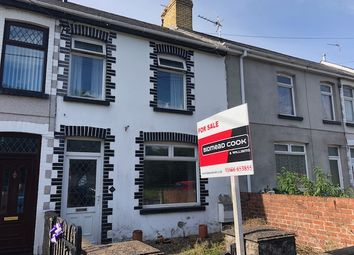 Thumbnail 3 bed terraced house for sale in Hendre Road, Pencoed, Bridgend