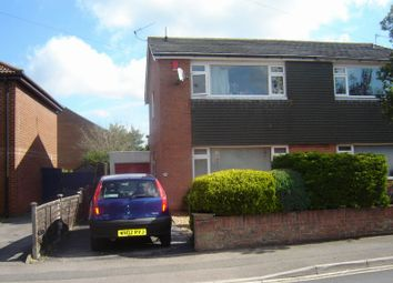 Thumbnail 4 bedroom semi-detached house for sale in Alton Road, Wallisdown, Bournemouth