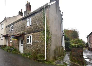 Thumbnail 1 bed end terrace house for sale in Feoffees Cottages, West Alvington, Devon