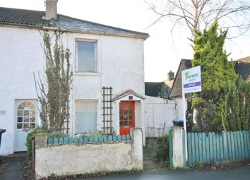 Thumbnail 2 bed end terrace house for sale in Bond Street, Englefield Green, Surrey