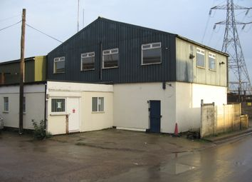 Thumbnail Warehouse to let in Ferry Lane North, Rainham