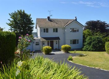 Thumbnail 4 bed detached house for sale in The Downs, Reynoldston, Swansea