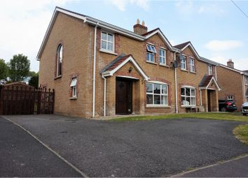 Thumbnail 4 bed semi-detached house for sale in Ivy Mead Mews, Londonderry