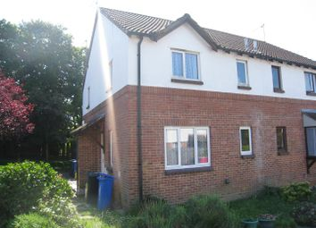 Thumbnail 1 bed terraced house to rent in Rowan Drive, Creekmoor, Poole