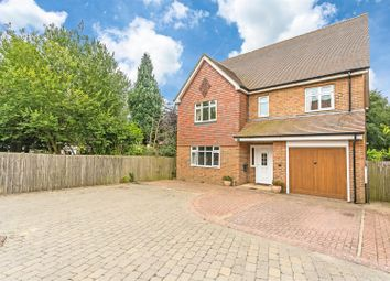 Thumbnail 5 bed detached house for sale in Bywood Close, Banstead