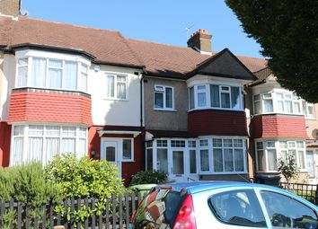 Thumbnail 3 bed terraced house for sale in Thirlmere Gardens, Wembley