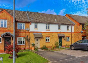 Thumbnail 2 bed terraced house for sale in Huntsmead Close, Thornhill, Cardiff