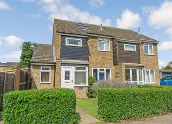 Thumbnail 4 bed semi-detached house for sale in Franklin Road, Biggleswade