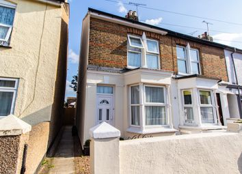 Thumbnail 2 bedroom end terrace house for sale in Seaview Road, Shoeburyness