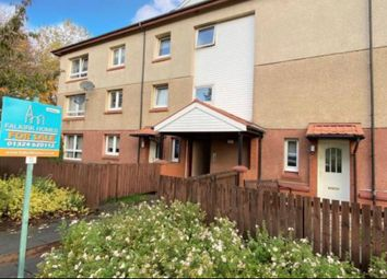Thumbnail 2 bed flat for sale in Rannoch Road, Grangemouth