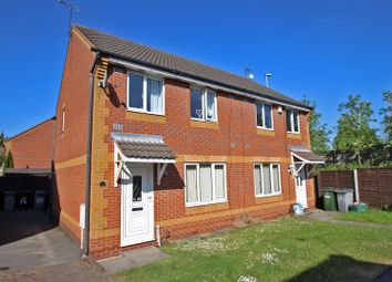 Thumbnail 3 bed semi-detached house for sale in Nether Pasture, Netherfield, Nottingham