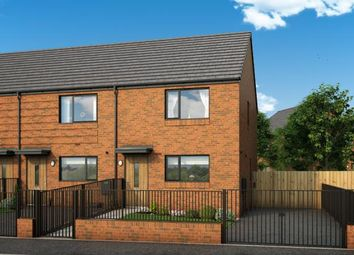 "Thumbnail 3 bedroom property for sale in ""The Abney At Connell Gardens Phase 2 "" at Hyde Road, Manchester"