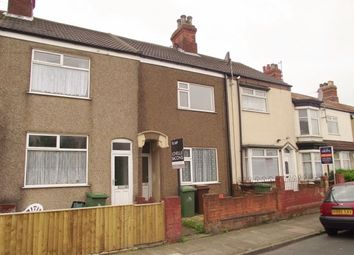 Thumbnail 2 bed terraced house to rent in Harrington Street, Cleethorpes