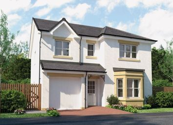 Thumbnail 4 bedroom detached house for sale in Carnethie Street, Rosewell