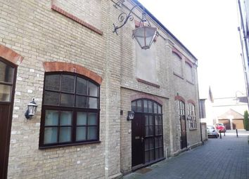 Thumbnail 2 bed terraced house for sale in The Old Mill Office, Fishers Yard, St. Neots, Cambridgeshire
