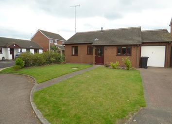 Thumbnail 2 bed bungalow for sale in Arley Close, Alsager, Stoke-On-Trent, Cheshire