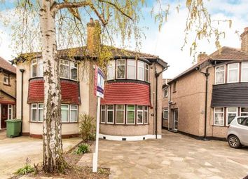 Thumbnail 3 bedroom semi-detached house for sale in Swanley Road, Welling, .