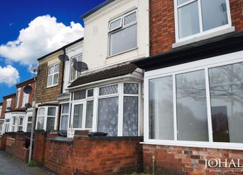Thumbnail 3 bed terraced house to rent in Gipsy Lane, Leicester