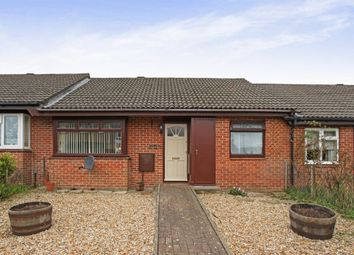 Thumbnail 2 bed terraced bungalow for sale in Jewell Close, Salisbury
