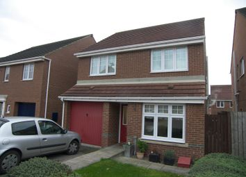 Thumbnail 4 bedroom detached house for sale in Kelvedon Avenue, Kenton, Newcastle Upon Tyne