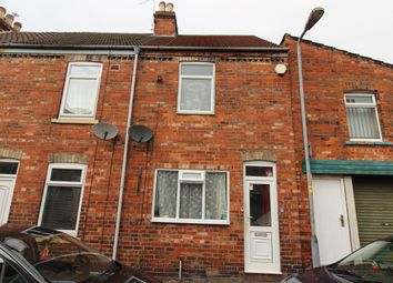 Thumbnail 2 bed terraced house for sale in Linden Terrace, Gainsborough