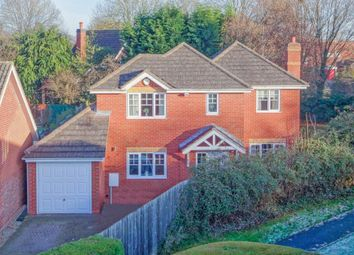 Thumbnail 4 bed detached house for sale in Tysoe Close, Ipsley, Redditch