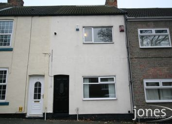 Thumbnail 2 bed terraced house to rent in West Street, Stockton On Tees