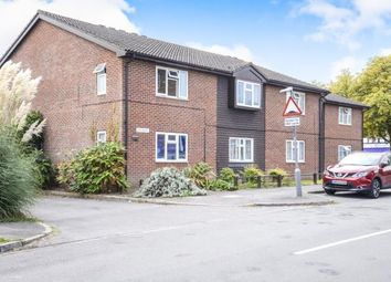 Thumbnail 1 bedroom flat for sale in The Broadway, New Haw, Surrey