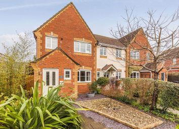 Thumbnail 3 bed end terrace house for sale in Kingfisher Drive, Westbourne, Emsworth